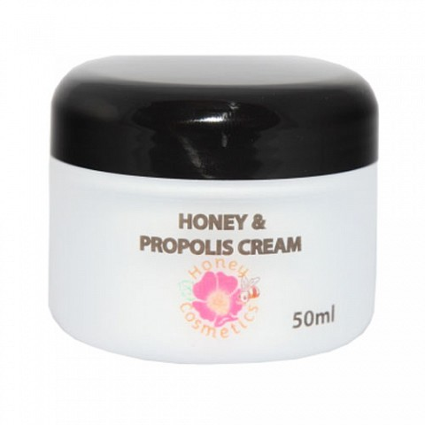 Honey and Propolis Cream