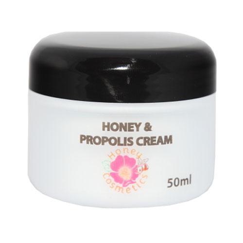 Honey cream for face