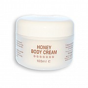 Honey Body Cream 100ml