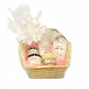 Honey Cosmetics Large Gift Basket